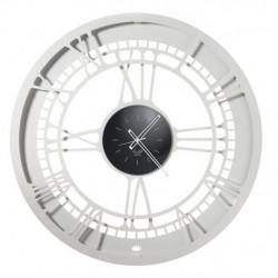 Orologio Royal 90, Bianco Marmo - Arti e Mestieri