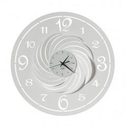 Orologio Ariel Piccolo, Bianco Marmo - Arti e Mestieri