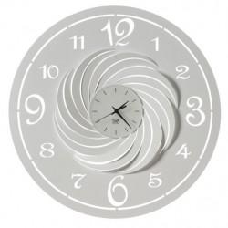Orologio Ariel Grande, Bianco Marmo - Arti e Mestieri