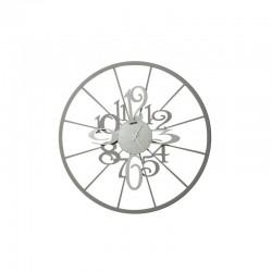 Orologio Kalesy small, Ardesia e Alluminio - Arti e Mestieri