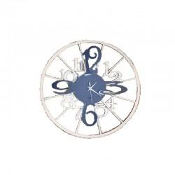 Orologio Kalesy small, Avio e Bianco - Arti e Mestieri