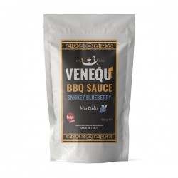 Salsa Bbq - Smokey Blueberr - In Pouch Bag Gr. 250 - Venequ
