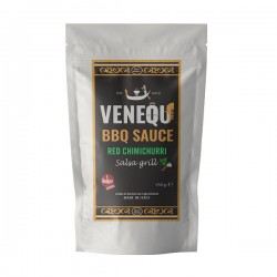 Salsa Bbq - Red Chimichurry - In Pouch Bag Gr. 250 - Venequ