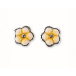 Orecchini mini flower - Thun