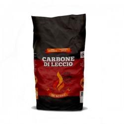 Carbone di Leccio 10Kg - 100% Italiano