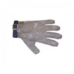 Guanto in maglia acciaio inox - misura L - Sanelli Ambrogio