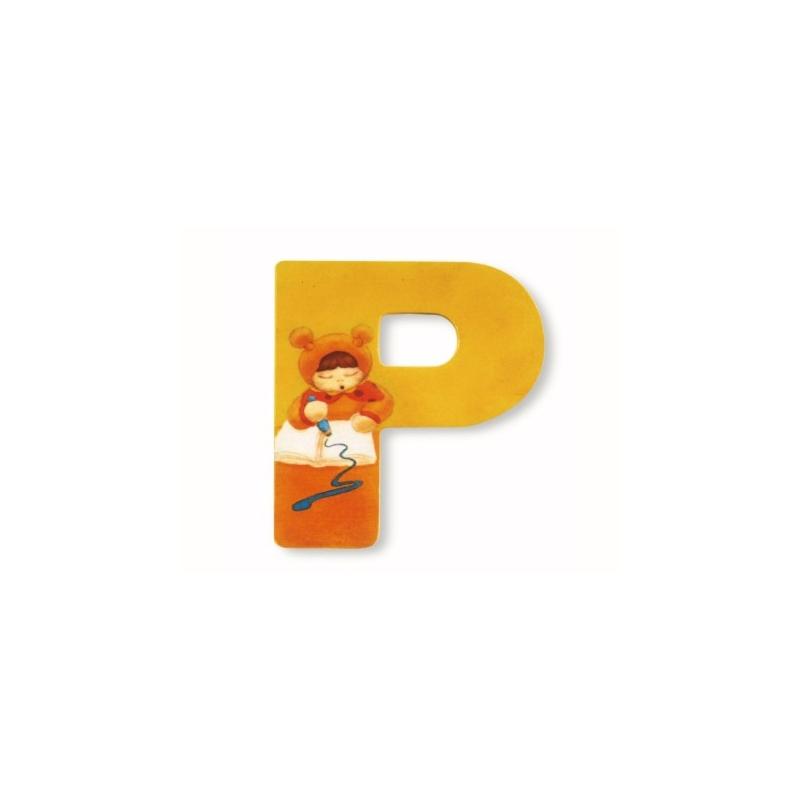 Lettera p thun idea regalo design lettera p thun altavistaventures Choice Image