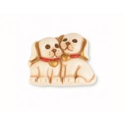 Magnete coppia cani - Thun