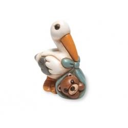 Cicogna con orsetto - Thun