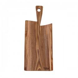 Tagliere medio in legno di olmo italiano - Grattoni