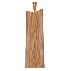 Tagliere extra large in legno di olmo italiano - Grattoni