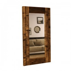 Into the mirror in legno di abete italiano - Grattoni