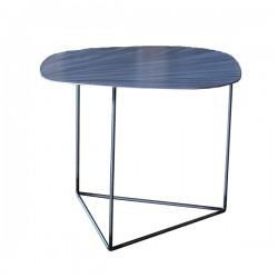 Nu Vo La, tavolino grande in ferro flexato - Grattoni