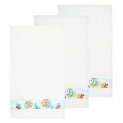 Set 3 asciugamani piccoli - Thun