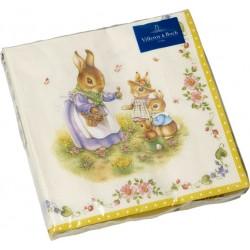 Easter Accessoires Tovaglioli pasto famiglia coniglio - Villeroy & Boch