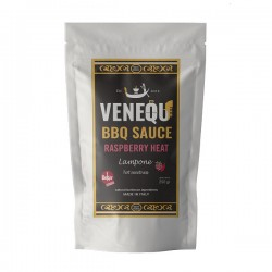 Salsa Bbq - Lampone - In Pouch Bag Gr. 250 - Venequ