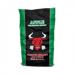 Ceppi legna di Melo 7,07Lt - Chunks Apple - Toro