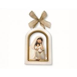 Madonna con bambino 22x30 cm - Thun