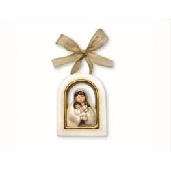 Madonna con bambino 15,5 cm - Thun