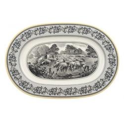 Audun Ferme Piatto ovale 34cm (3) - Villeroy & Boch