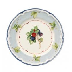 Cottage Piatto dessert 21cm fondo azzurro - Villeroy & Boch