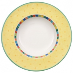 Twist Alea Limone Piatto fondo/pasta 30cm - Villeroy & Boch