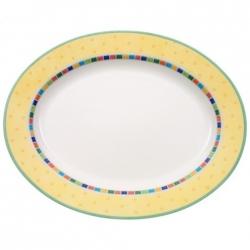 Twist Alea Limone Piatto ovale 41cm (2) - Villeroy & Boch