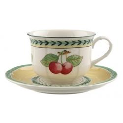 French Garden Fleurence Tazza colazionec.piat.2pezzi - Villeroy & Boch