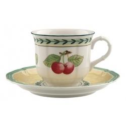 French Garden Fleurence Tazza caffe c.piat.2pezzi - Villeroy & Boch