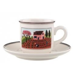 Design Naif Tazza caffe c.piat.2pezzi - Villeroy & Boch