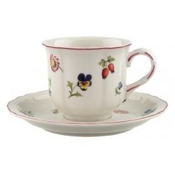 Petite Fleur Tazza caffe c.piat.2pezzi - Villeroy & Boch