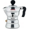 Moka Alessi, Caffettiera Espresso. Tazze n° 6 - Alessi