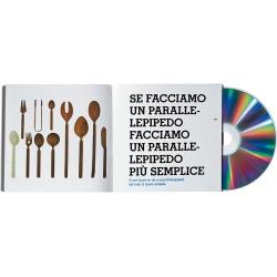 Design Interviews - Andrea Branzi, Libro/DVD - Alessi