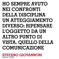 Design Interviews - Stefano Giovannoni, Libro/DVD