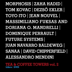 Design Interviews - Tea & Coffee Towers vol.1, Libro/DVD