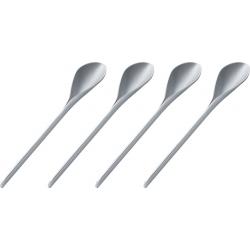 Set di quattro cucchiaini da caffè - Alessi