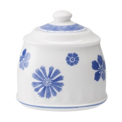 Farmhou.Touch Blueflowers Zucch/marme. 6 pers.0,45l - Villeroy & Boch