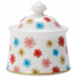Lina Floral Zucch/marme. 6 pers.0,30l - Villeroy & Boch
