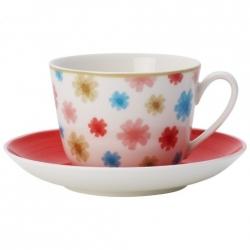 Lina Cherry Tazza caffe/te c.p.2pezzi - Villeroy & Boch