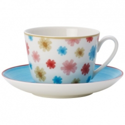 Lina Aqua Tazza caffe/te c.p.2pezzi - Villeroy & Boch