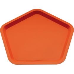 Territoire intime, Vassoio arancio - Alessi