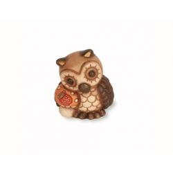Gufo con funghetto - Thun