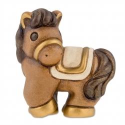 Cavallo presepe classico, naturale - Thun