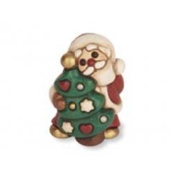 Babbo Natale con abete - Thun