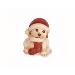 Cane natalizio con calza - Thun