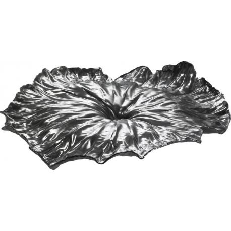 A Lotus Leaf, centrotavola