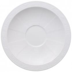 White Pearl Piattino tazza colazione18cm - Villeroy & Boch