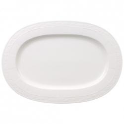 White Pearl Piatto ovale 41cm (2) - Villeroy & Boch