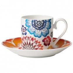 Anmut Bloom Tazza espresso c.p.2pezzi - Villeroy & Boch