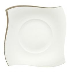 NewWave Premium Platinum Piatto dessert 24x24cm - Villeroy & Boch